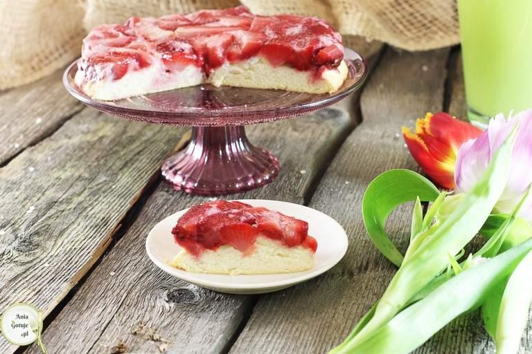 odwrocone-ciasto-truskawkowe-z-maki-jaglanej-2