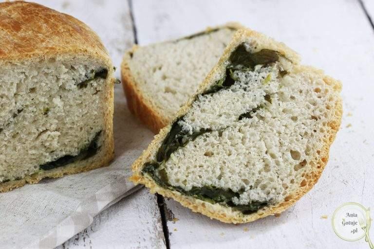 leniwy-chleb-pszenny-ze-szpinakiem-3