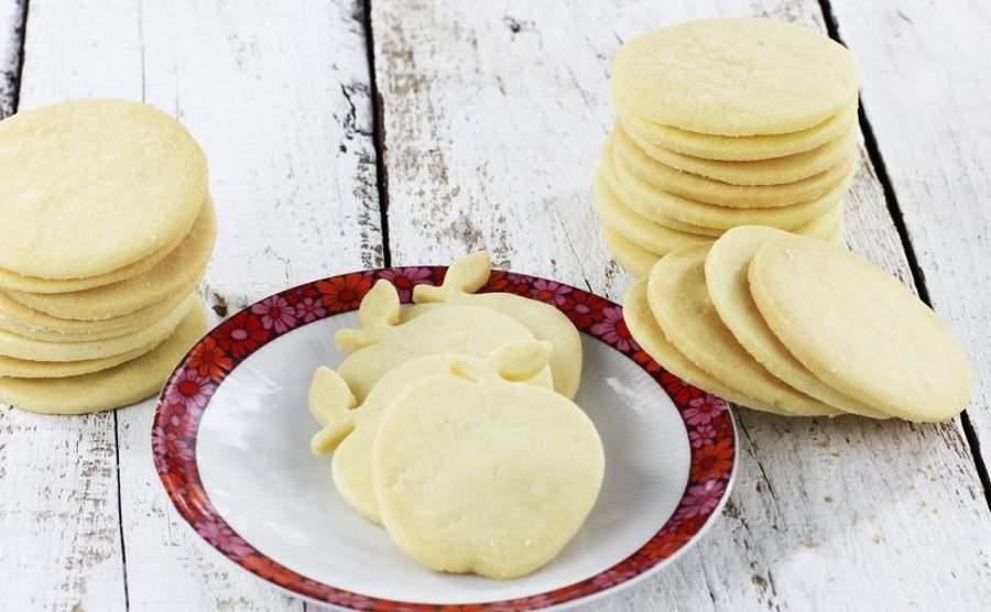 Kruche ciasteczka przepis podstawowy