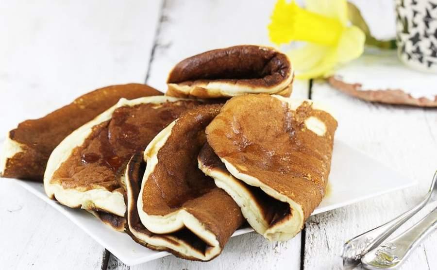 Pancakes bez masła