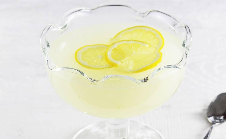 Kisiel cytrynowy