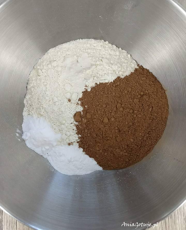 Ciasto czekoladowe, 2